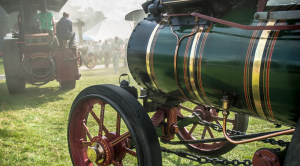 Steam Rally at Upper Welland